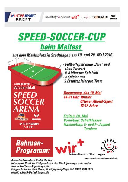 Speed Soccer Cup