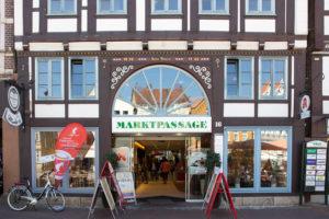 Eingang Marktplatz