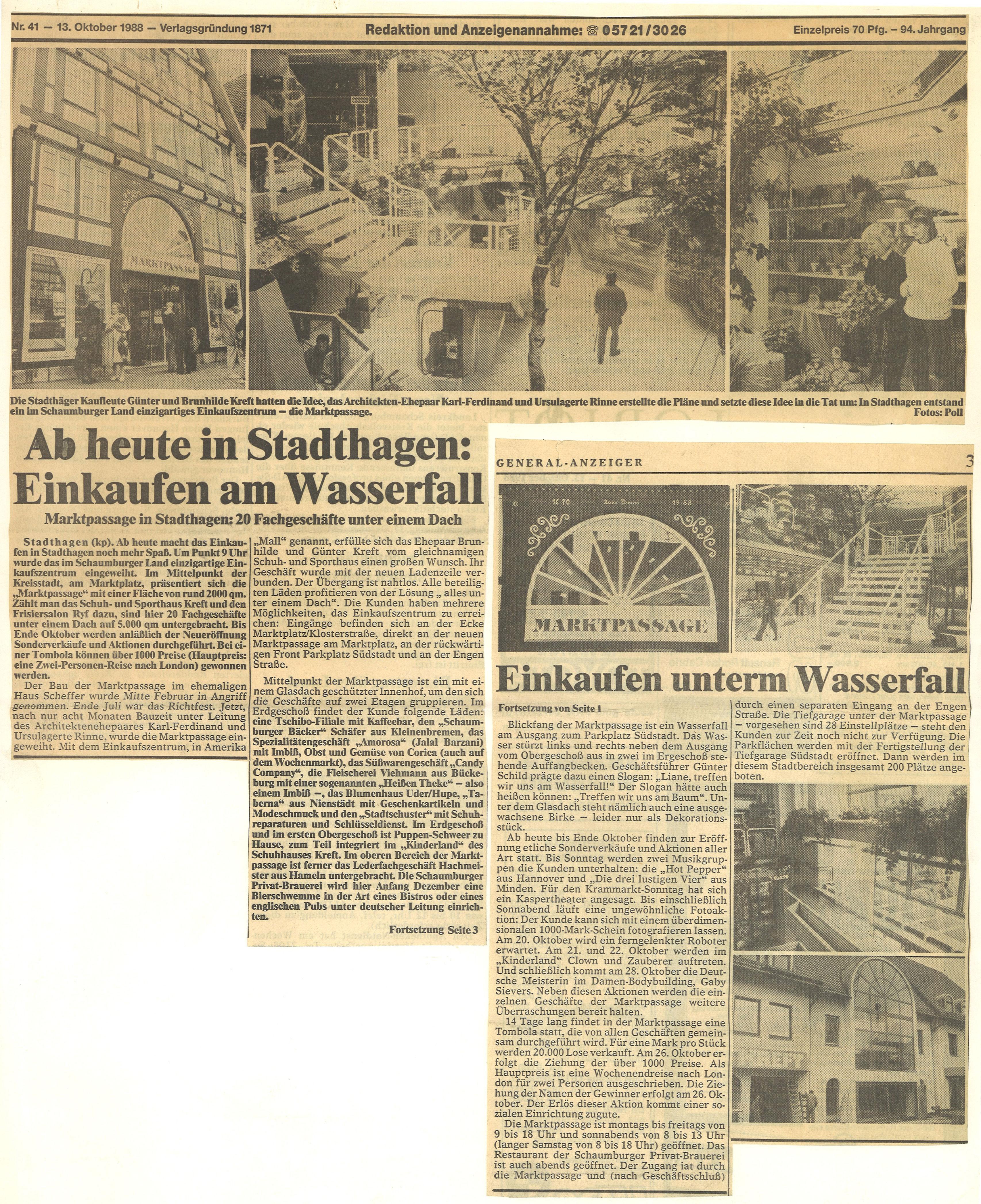 General-Anzeiger-1988-Oktober-13-Einkaufen-unterm-Wasserfall