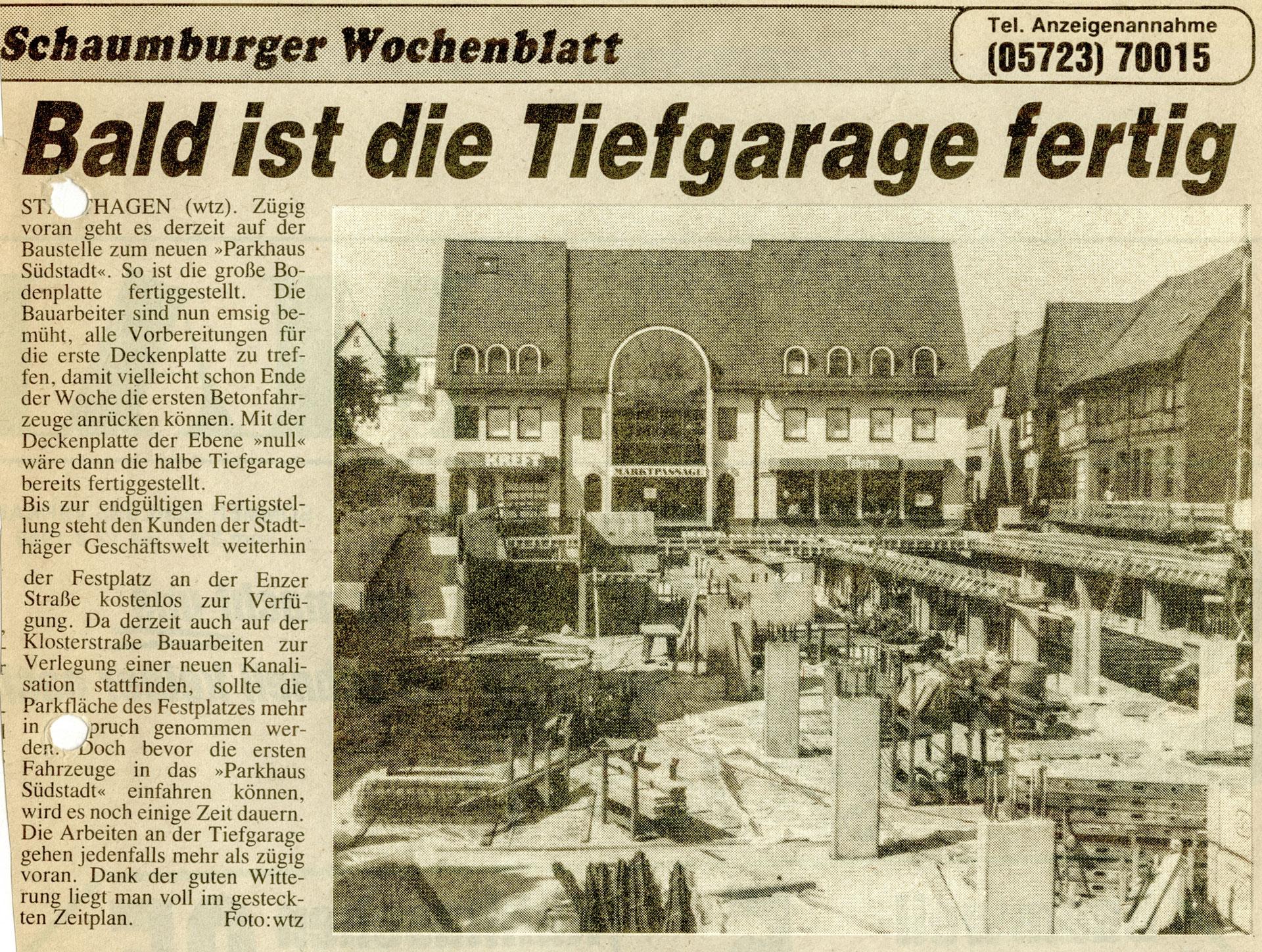Wochenblatt-2-8-1989-Bericht