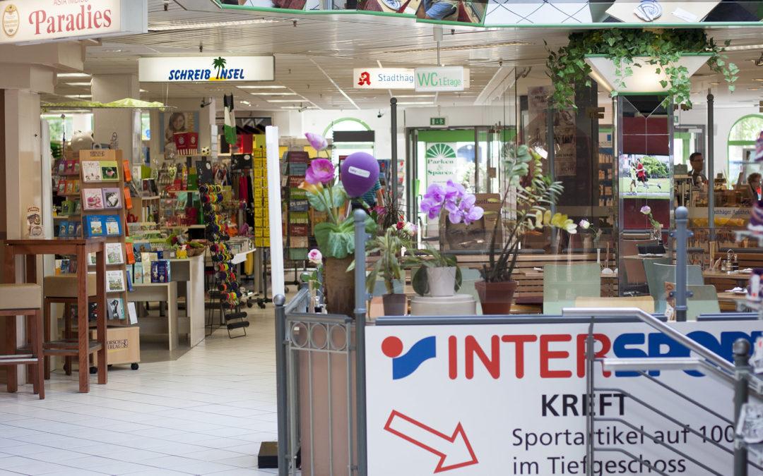 Marktpassage Stadthagen